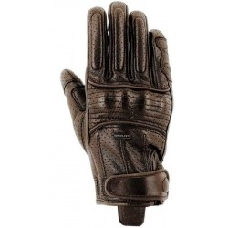 SUMMER GLOVES BROWN SLICK OVERLAP