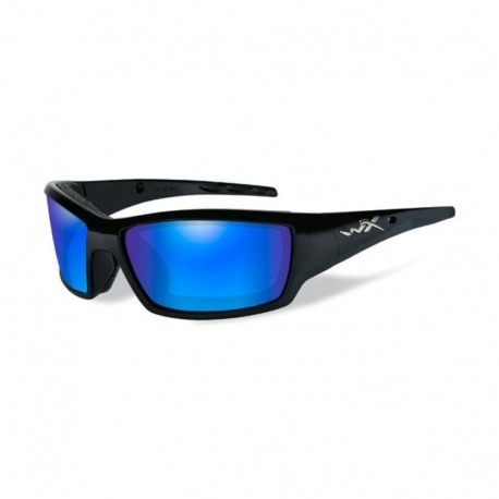 WILEYX TIDE POLARIZED BLUE GLASSES