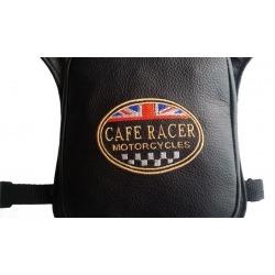 BOLSO PERNERA PIEL CAFE RACER UK