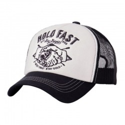 CAP KING KEROSIN HOLD FAST WHITE / BLACK
