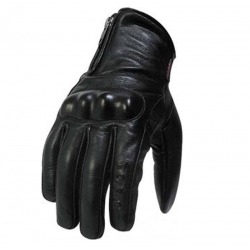 GUANTES MUJER TORC BEVERLY HILLS NEGRO