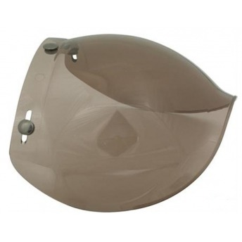 LIGHT SMOKED BUBBLE SCREEN FOR TORC HELMETS T-50