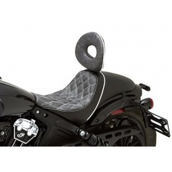 SEAT CORBIN BRAVE FASTBACK INDIAN SCOUT BOBBER 17-19