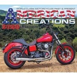 CALENDAR AMERICAN CREATIONS 2019