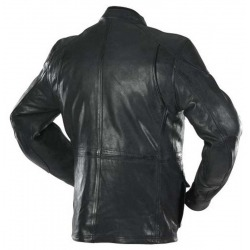 OVERLAP MAVERICK BLACK JACKET