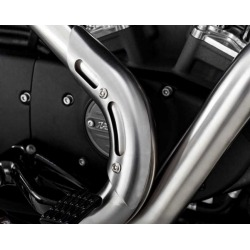 EXHAUST VANCE & HINES STAINLESS 2-1HARLEY DAVIDSON SPORTSTERS 04-20