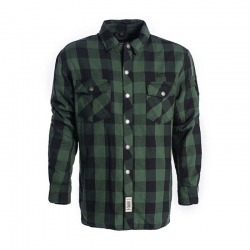 WCC KEVLAR DOMINATOR GREEN APPROVED SHIRT