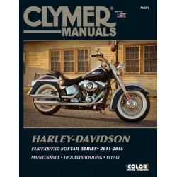 MANUAL DE SERVICIO HARLEY DAVIDSON SOFTAIL 11-16