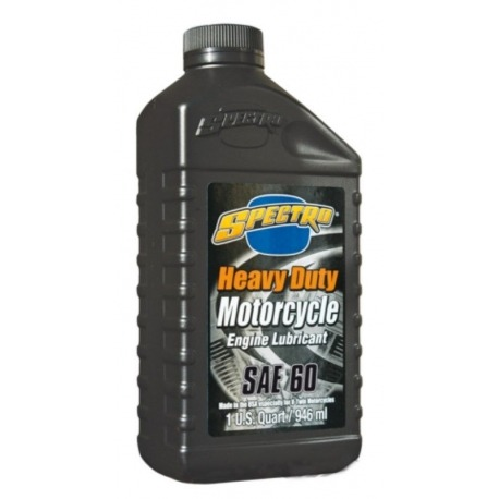 SPECTRO HEAVY DUTY SAE 60 ENGINE OIL