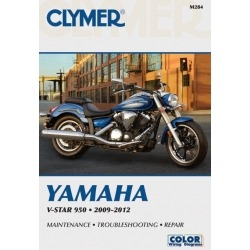 YAMAHA V STAR 950 SERVICE MANUAL 09-12