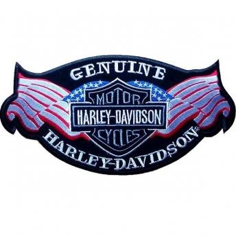 parche-harley-davidson-eagle-classic-33-x-25-cm