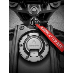REMOVE AFTER RIDE ATOM RIDERS KEYRING