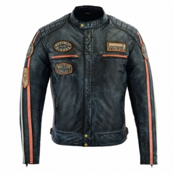 COSTA AZUL LEATHER JACKET