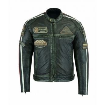 ZAITTO LEATHER JACKET