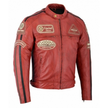 WINO LEATHER JACKET