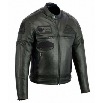 URBANO NOIR LEATHER JACKET