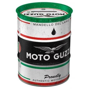 HUCHA MONEDAS MOTO GUZZI OIL