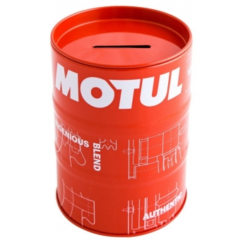CASTROL OIL BARREL MONEY BOX