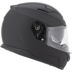INTEGRAL HELMET MTR S-13 MATT BLACK