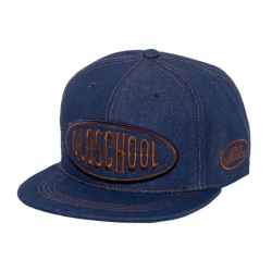 KING KEROSIN OLD SCHOOL DENIM CAP