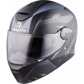 CASCO INTEGRAL SHARK D-SKWAL MERCURIUM