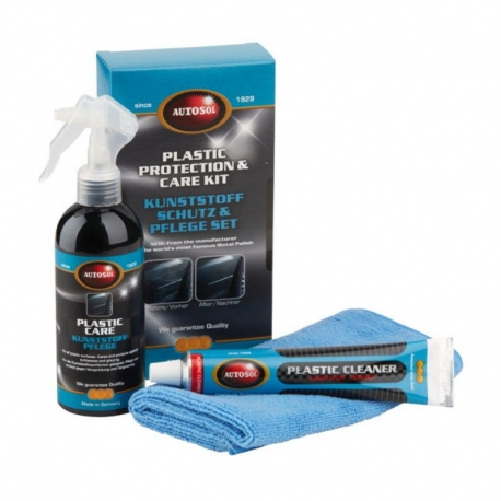 PLASTIC CARE AND PROTECTION KIT AUTOSOL