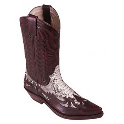 botas-western-piel-milanelo-zamora-python-natural-mod-1935