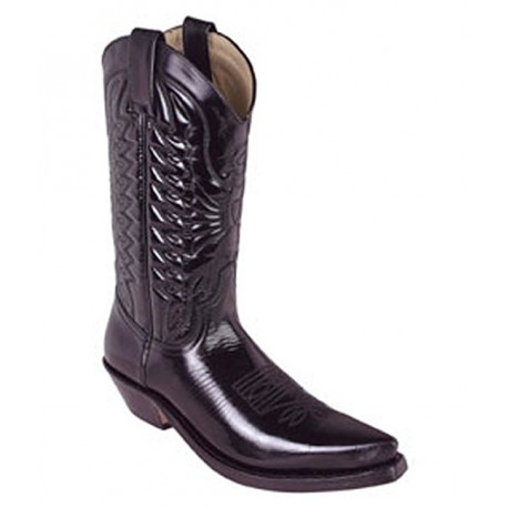 botas-western-piel-florentic-negro-mod-1920