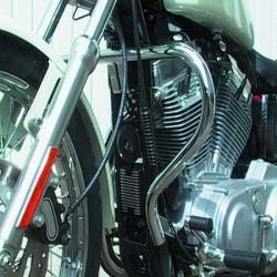 DEFENSE MOTOR 32mm. HARLEY DAVIDSON Sportster 883 1 Piece
