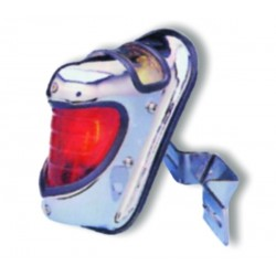 BEEHIVE TAILLIGHT CHROME