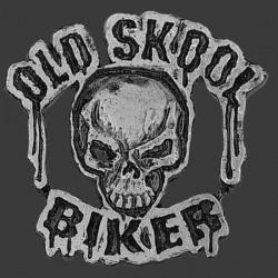 BIKER PIN OLD SKOOL