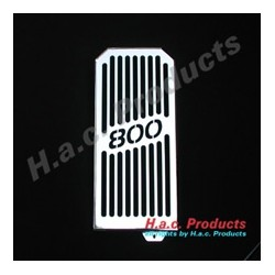 Radiator cover SUZUKI C800 / M800 INTRUDER And VL800 VOLUSIA