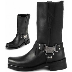 MILWAUKEE HARNESS BOOTS LONG