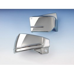 SIDE COVERS YAMAHA CHROME TRIM XVS650 CUSTOM & CLA