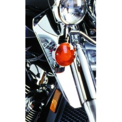 LOW DEFLECTORS VN1500 / 1600 MEAN STREAK HEAVY WINDSHIELD
