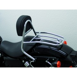 DRIVER SUPPORT HD SPORTSTER with grill rack