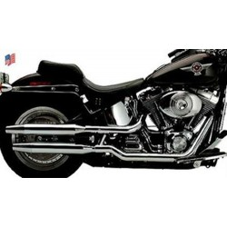 COLAS DE ESCAPE HARLEY DAVIDSON SOFTAIL FAT BOY SONORIDAD VARIABLE 07-UP
