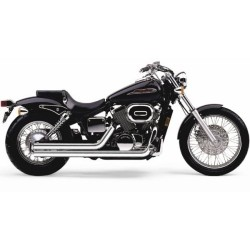 EXHAUST HONDA SHADOW SPIRIT VT750 C2 streetrod COBRA 07-UP