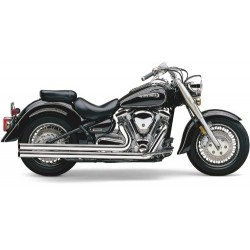 ESCAPE YAMAHA XVS1600/1700 ROADSTAR COBRA SPEEDSTER LONG 99-UP