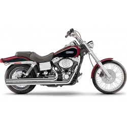 ESCAPE HARLEY DAVIDSON DYNA COBRA SPEEDSTER LONG 06-11