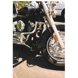 DEFENSA MOTOR 32mm. LINBAR KAWASAKI VN1500 VULCAN 96-08