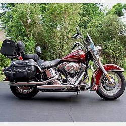 BACKUP DRIVER HD Heritage Softail / FAT BOY
