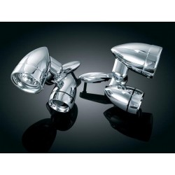 KIT HEADLIGHTS AUX / HD FLASHING ROAD GLIDE