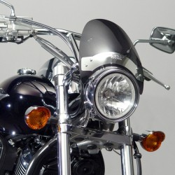 FLYSCREEN TINTED HARLEY DAVIDSON SCREEN WITH FORKS 52-56 MM