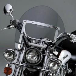 Tinted SHORTY WINDSHIELD HONDA NATIONAL CYCLES VTX1300R / S
