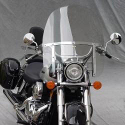 NATIONAL TOURING WINDSHIELD HONDA VT1100 CYCLES