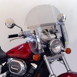 NATIONAL CYCLES CHOPPED WINDSHIELD HONDA VTX 1300