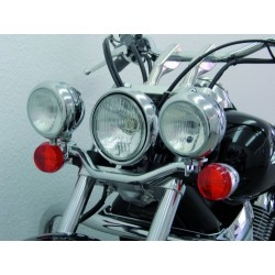 SUPPORT AUXILIARY LIGHTS HONDA F6C