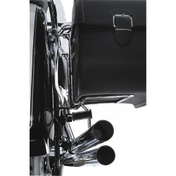 KAWASAKI VN900 CLASSIC SADDLEBAG SUPPORT