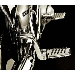 PASSENGER PEGS EXTENSION SUZUKI VS600 /750/800 VS1400 INTRUDER